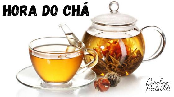 tudo sobre chá