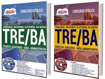 Apostila TRE-BA 2017 Analista e Técnico Judiciário