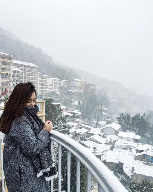Khi đi du lịch Sapa vào mùa đông cần chuẩn bị những thứ gì?