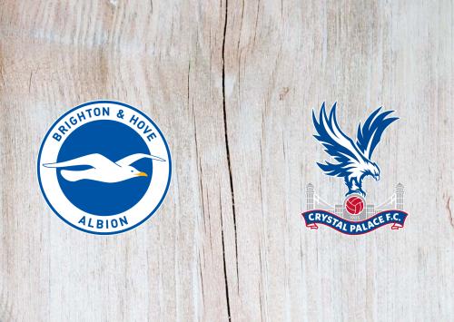 Brighton & Hove Albion vs Crystal Palace -Highlights 29 February 2020