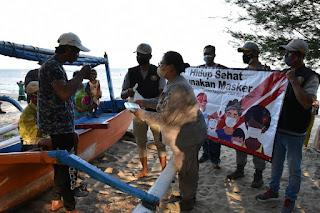 Bakamla RI Lakukan Pembinaan Relawan Penjaga Laut di Banyuwangi