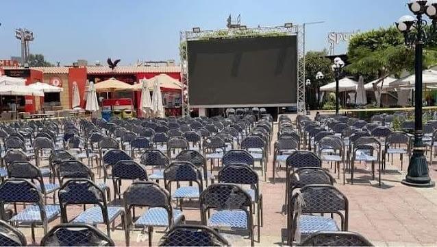 الأهلي يوفر 6 شاشات عملاقة للأعضاء لمشاهدة النهائي الإفريقي