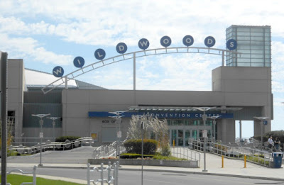 Wildwoods Convention Center in Wildwood New Jersey