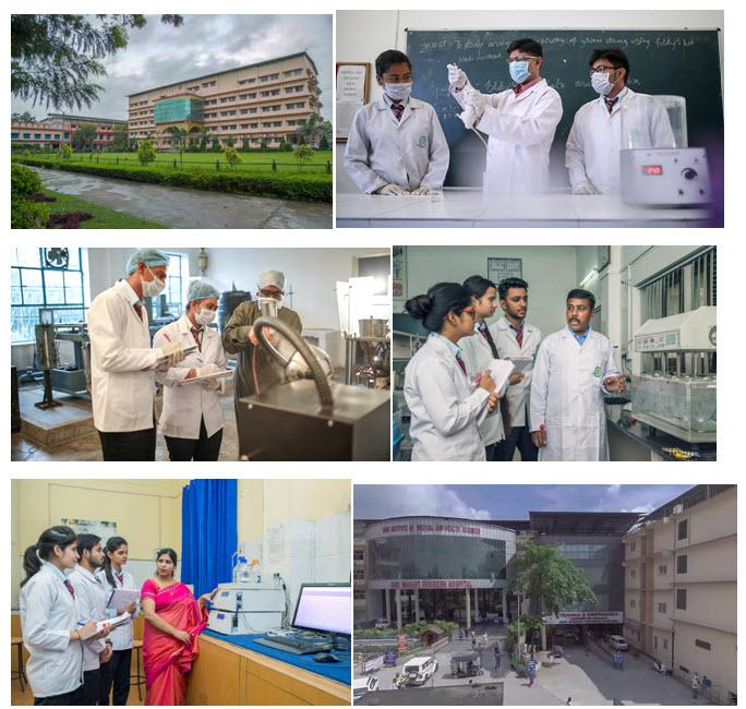 Glimpses of School of Pharmaceutical Sciences