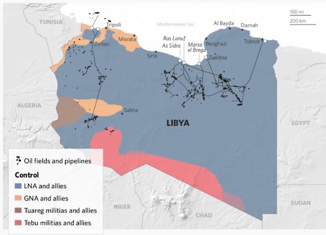 Γιατί η Διάσκεψη του Βερολίνου δεν λύνει την κρίση στη Λιβύη