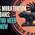 3 Months Moratorium : General FAQs