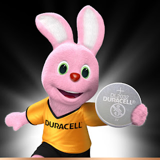 duracell batterie 2032 2 pz more power