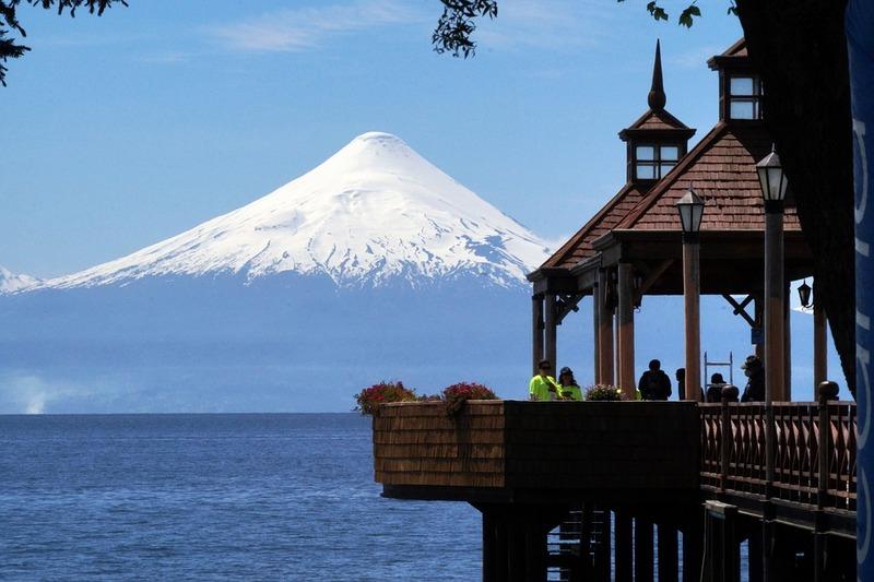 Cidadezinhas lindas Frutillar Chile