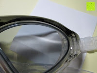 durchgucken: »Swordfish« Jugend-Kinder-Schwimmbrille (ideal auch für Damen) / 100% UV-Schutz + Antibeschlag + 180° View. Starkes Silikonband + stabile Box. TOP-MARKEN-QUALITÄT! AF-9700 schwarz