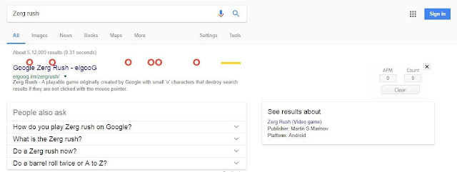 free Shooting game on google
