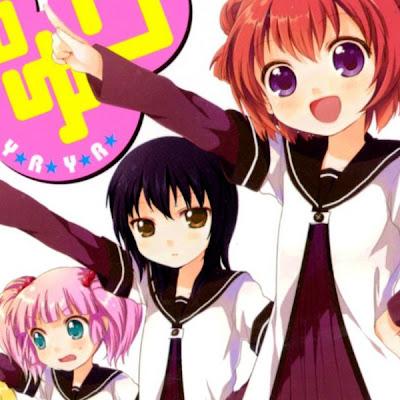 Manga YuruYuri conmemorará su décimo aniversario con una OVA