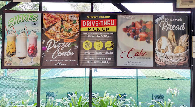 Shang Shack Drive-thru Pick Up by Shangri-La's Rasa Sayang Resort & Spa Penang Hotel Blogger Influencer Malaysia