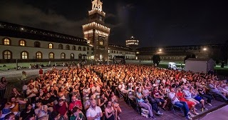 ESTATE SFORZESCA a MILANO - FINO AL 25 AGOSTO 2019 - LA RASSEGNA DI MUSICA, TEATRO, DANZA ACCOMPAGNA LA STAGIONE MILANESE CON 82 APPUNTAMENTI