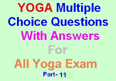SSBYN Education: Yoga MCQ For Yoga Exam