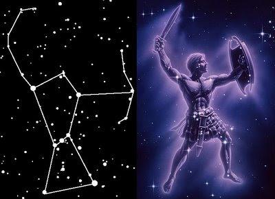 Constelaciones en el Universo