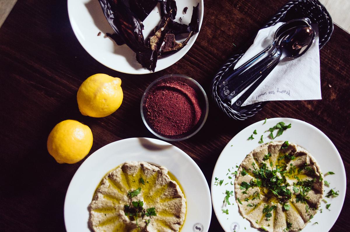Warsztaty Kulinarne Sphinx Z Samar Khanafer Libanskie Smaki