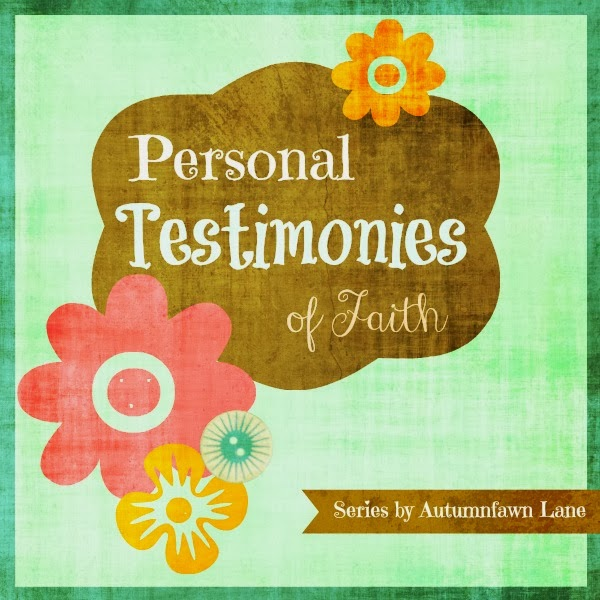 Brandi Raae: Personal Testimonies Of Faith