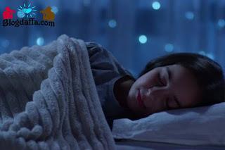 Cara paling mudah agar tidur nyenyak