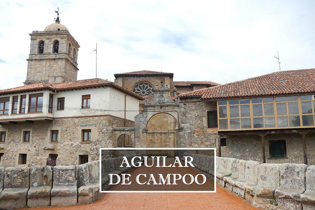 Aguilar de Campoo, capital del románico palentino