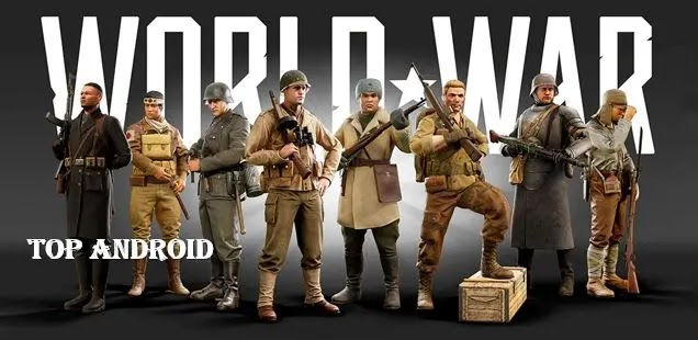 Download World War Heroes (MOD, Unlimited v Ammo) free on android