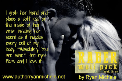 Release Blitz: Raber Wolf Pack Box Set by Ryan Michele...