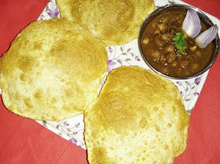 Bhature recipe | Bhatura recipe | How to make Chole Bhature?