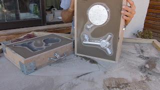 moule en sable fonderie