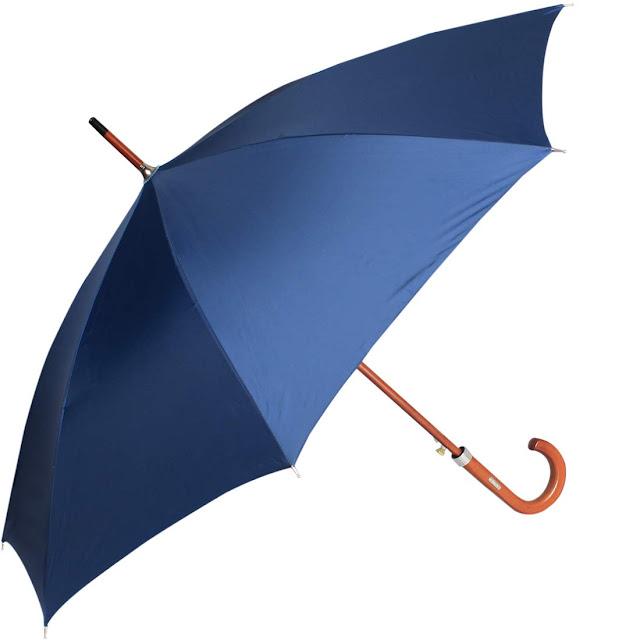 John's Woodking Mono Colour Umbrella