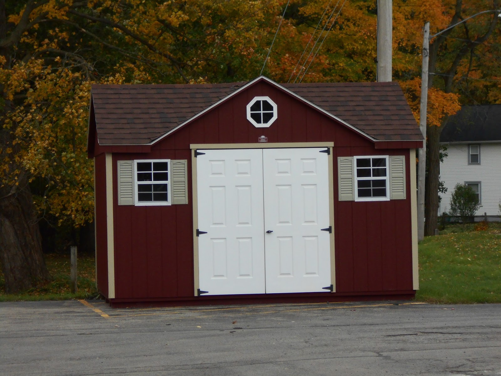 New york state of mind barns dutchland foods for Build on your lot washington state