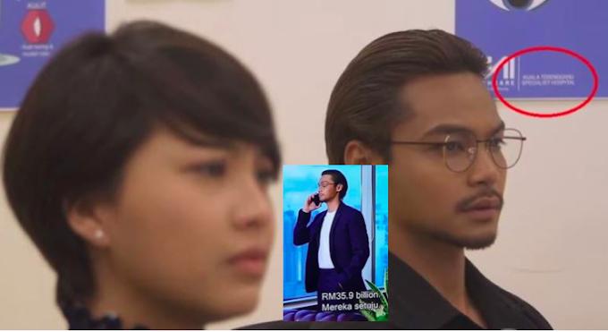 Babak di Indonesia tapi berlakon di Terengganu,Netizen Pakat Gelak
