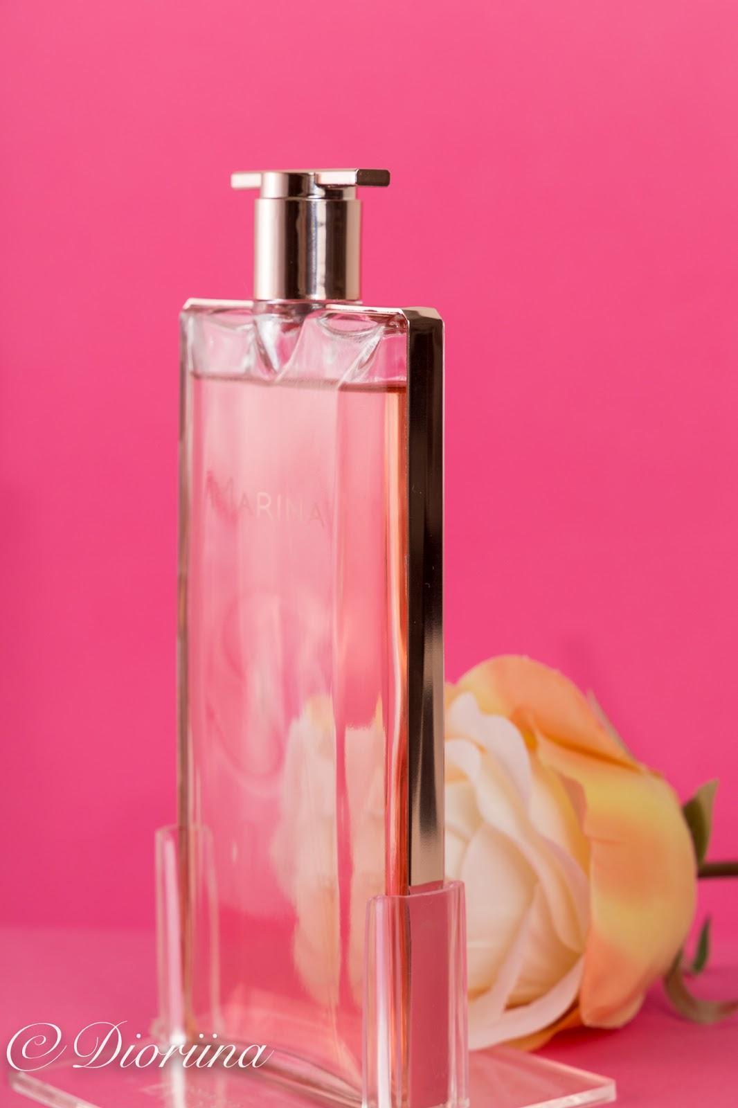 Maailman ohuin tuoksupullo