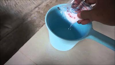 Cara Membersihkan Keramik Kamar Mandi yang Berkerak