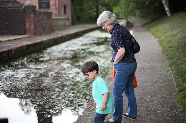 Old canal Ironbridge