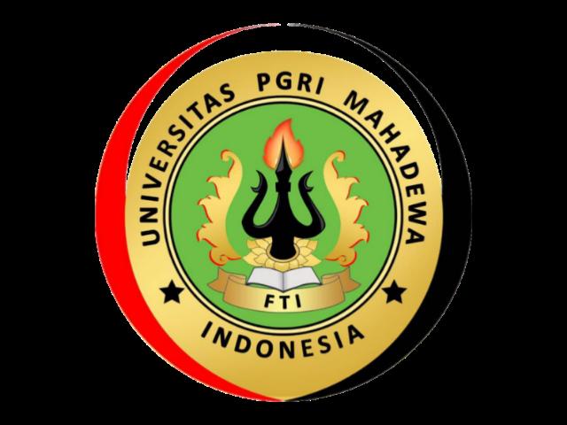 Logo Universitas PGRI Mahadewa Indonesia Format PNG