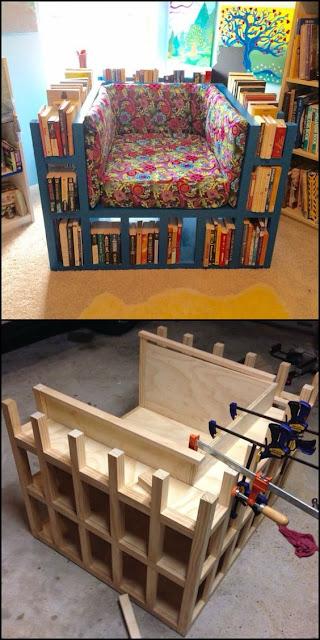Sillón biblioteca