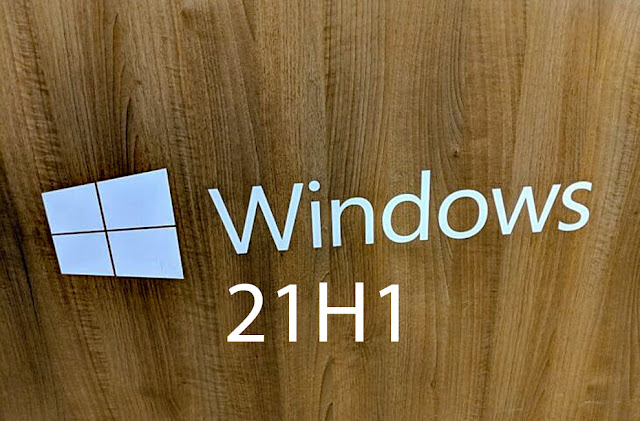 Windows 10, Version 21H1
