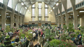 Royal Horticultural Society Spring Show in Westminster Halls