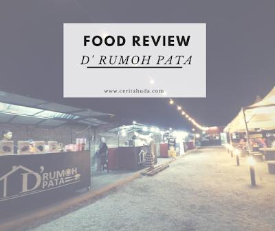 Food Review : D'Rumoh Pata