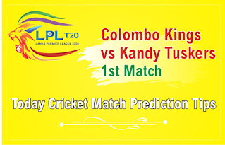 CLK vs KDT 1st Match Who will win Today LPL T20?Cricfrog