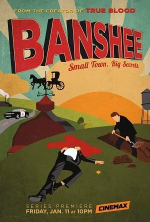 Banshee - Todas as Temporadas Completas Torrent Download