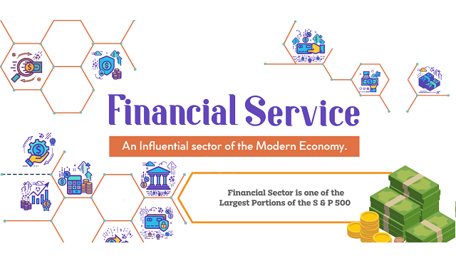 Learn about Financial Services in this infographic