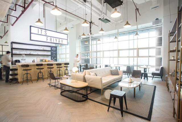 gowork coworking space di jakarta