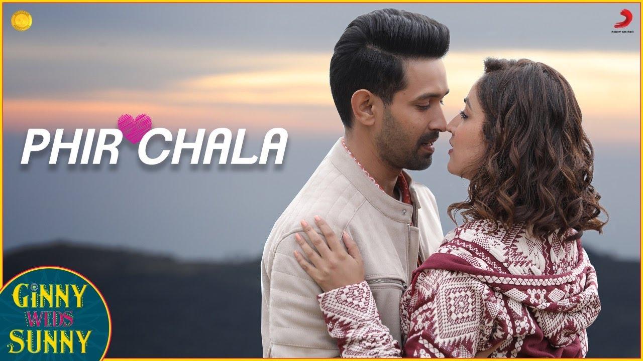 Phir Chala Lyrics :- Jubin Nautiyal | Yami Gautam & Vikrant Massey | Ginny Weds Sunny