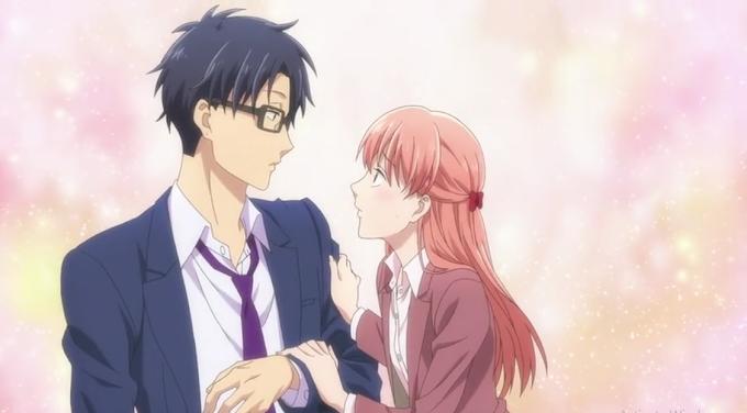Rekomendasi Anime Romance Terbaik Terbaru Spring 2018