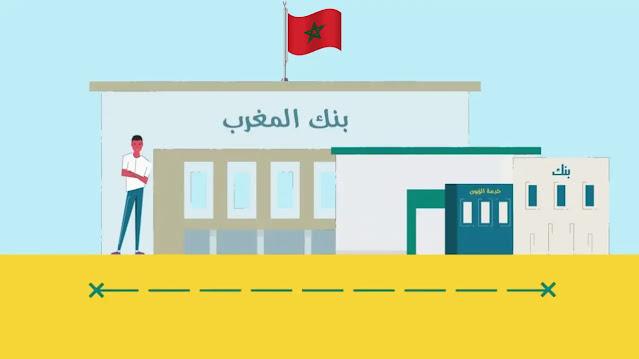 كيفية فتح حساب بنكي في المغرب بالنسبة للأجانب