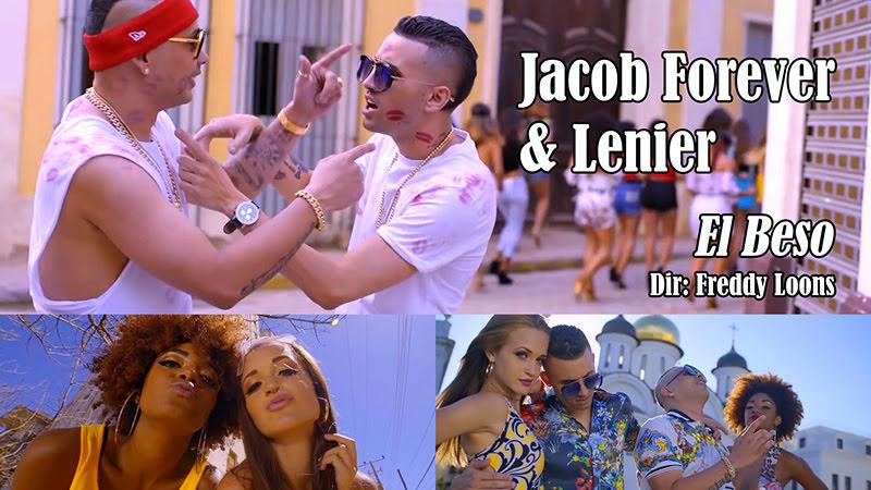 Jacob Forever & Lenier - ¨El Beso¨ - Videoclip - Dirección: Freddy Loons. Portal del Vídeo Clip Cubano