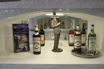 museo Martini bottiglie