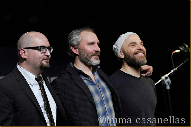 The Bad Plus, Terrassa 2014