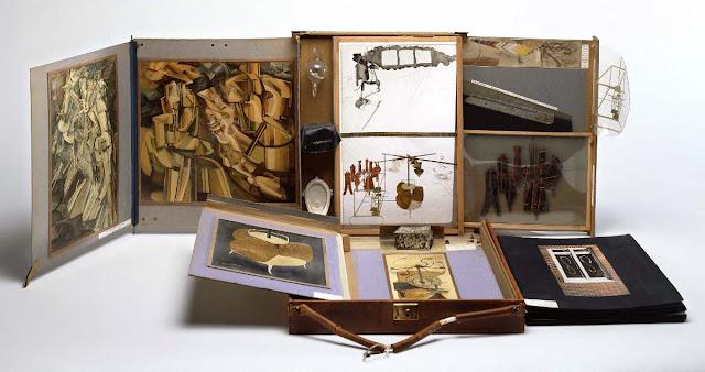 """Marcel Duchamp, Vila Matas, """"Historia abreviada de literatura portátil"""""""
