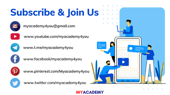 Myacademy Contact Us